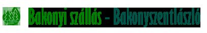 Bakonyi szállás - Bakonyszentlászló